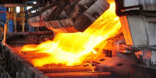 ایران پرچم دار رشد مثبت تولید فولاد خام جهان
