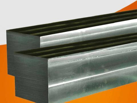 شمش های فولادی